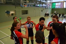 Fotos/Copyr.:  Pulheimer Damen-Volleyballmannschaft