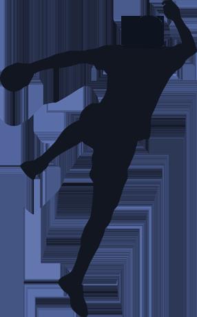 Grafik: Handballer