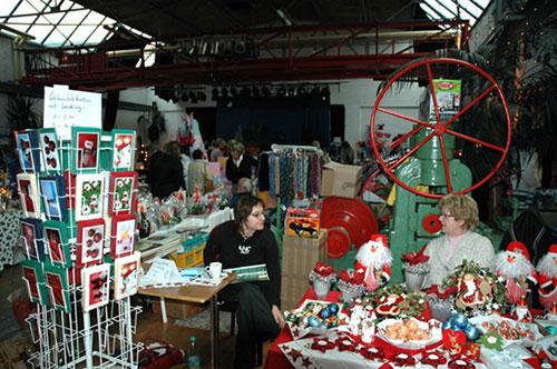 Weihnachtsmarkt Heute Nrw.Weihnachtsmarkt Im Walzwerk Online Zeitung Die Zeitung Für Nrw